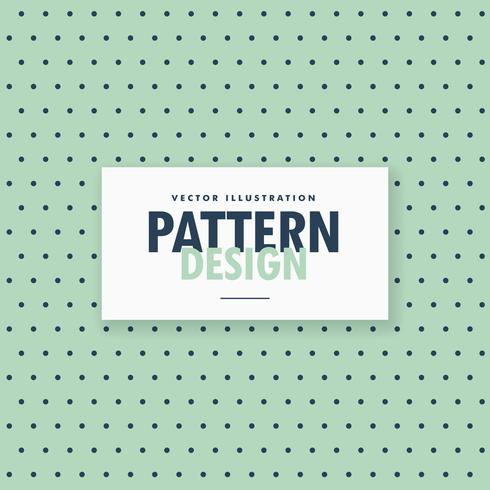 simple polka dots pattern background