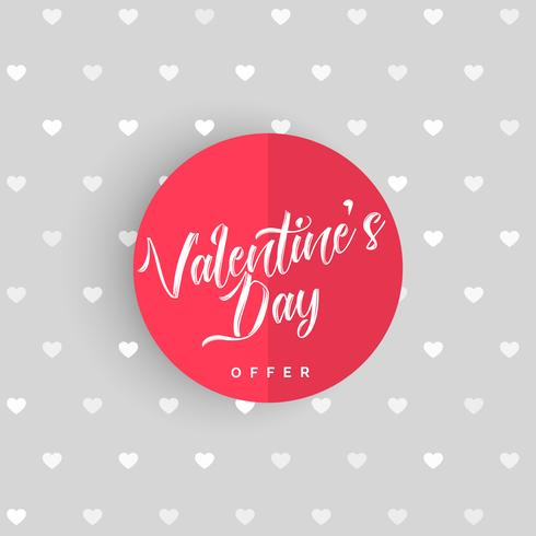 valentine's day elegant design background
