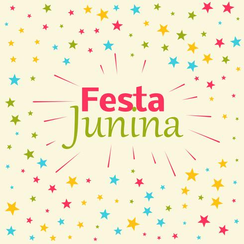 festa junina celebration background