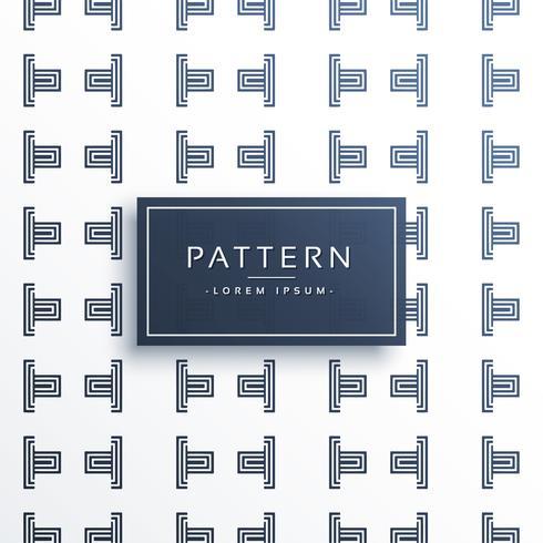 stylish line pattern design background