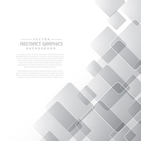 clean abstract gray background with square shapes
