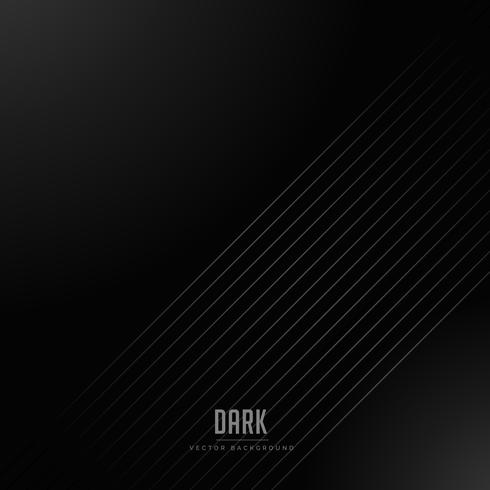 minimal black background with diagonal lines