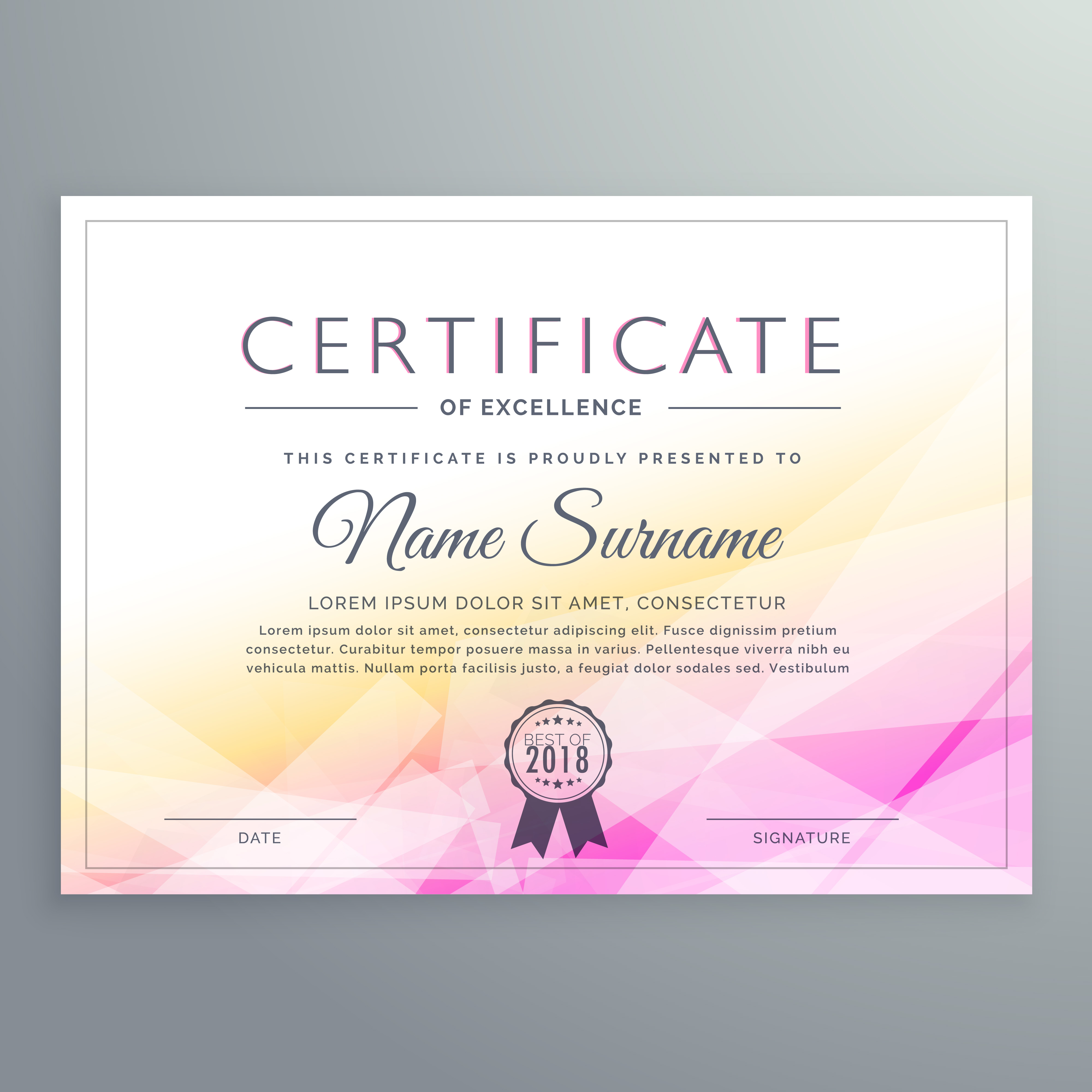 abstract diploma certificate design download free vector art stock graphics images