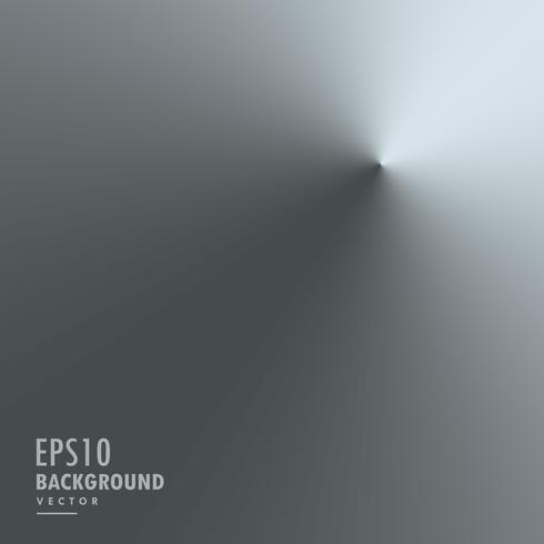 gray conical gradient vector background
