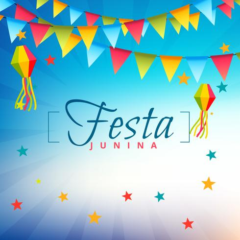 festa junina festa festival ilustração