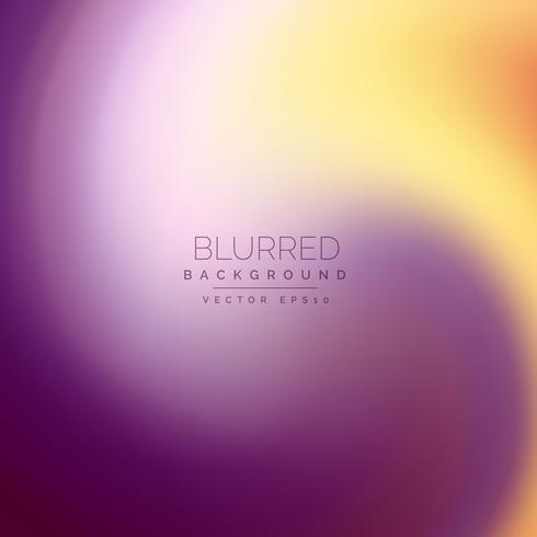 blurred background with colorful shades in swirl style