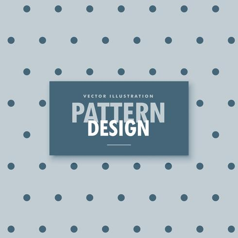gray background with polka pattern