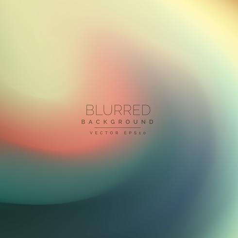 elegant swirl blurred background vector