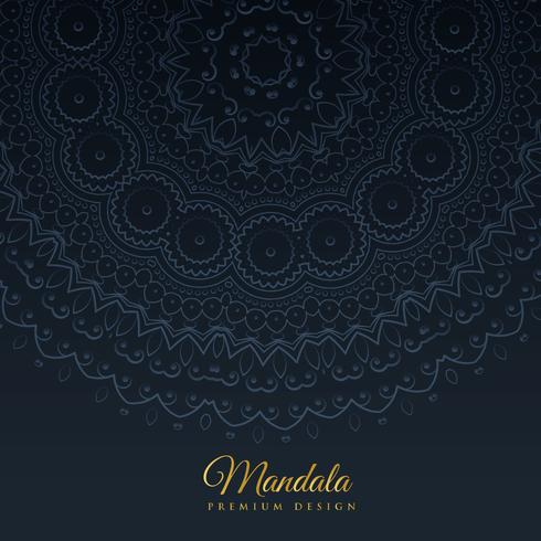 card mandala card decoration background