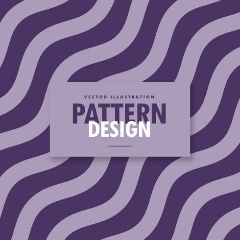 purple wavy stripes vector background