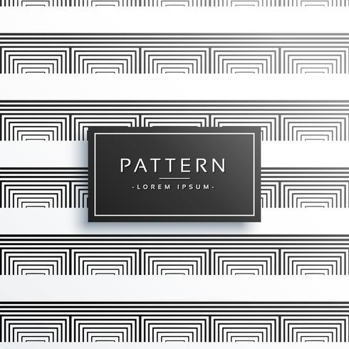 clean minimal lines pattern vector design