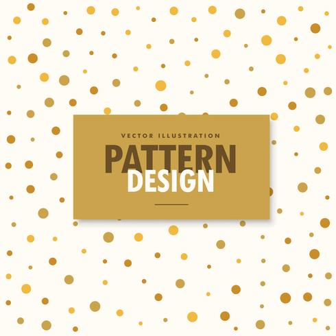 abstract gold and white pattern background