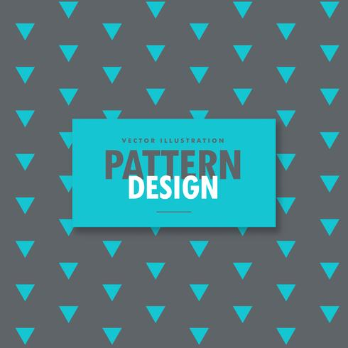 gray and blue triangle pattern background