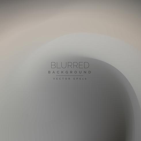 abstract gray blurred vector background