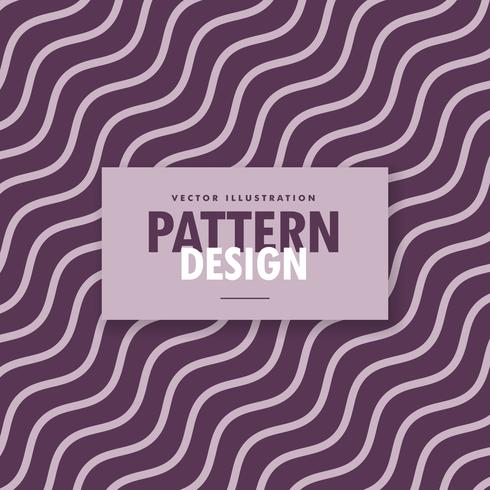 minimal wavy diagonal lines in purple color shades