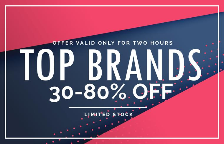 sale discount voucher template design poster background