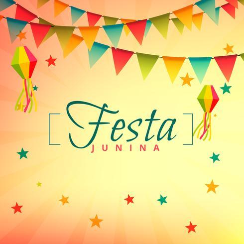 festa junina event festival design