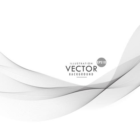 vector smooth gray background design
