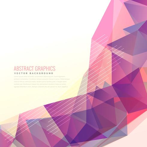 abstract purple background design vector