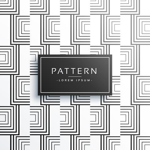 creative geometric line vector pattern