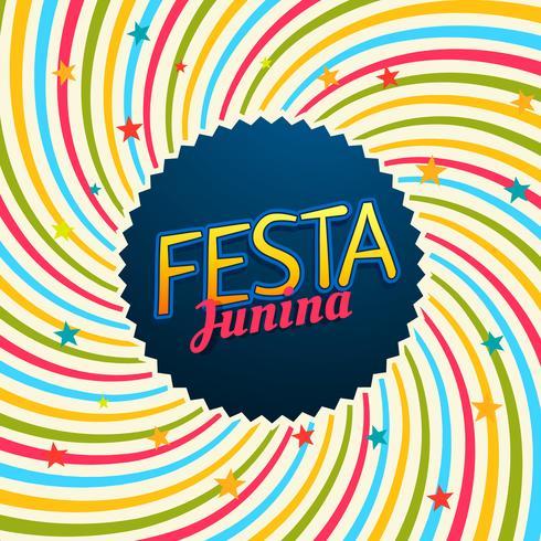 festa junina illustration du festival de carnaval
