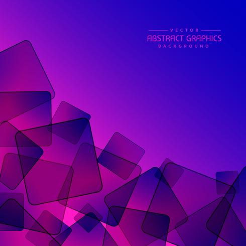 abstract purple background with square shapes