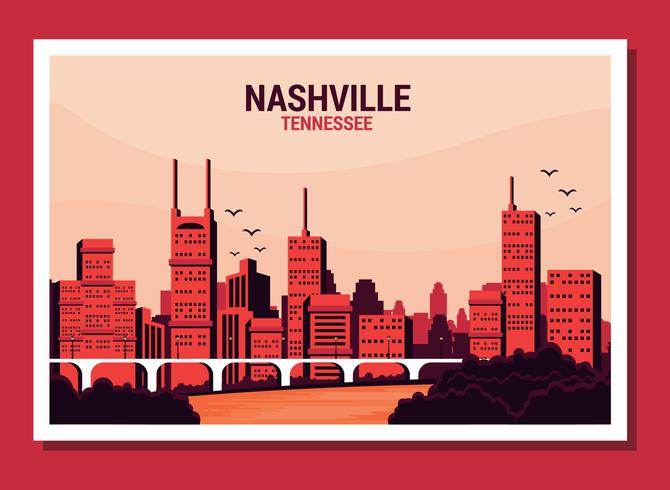 Nashville-Landschaft