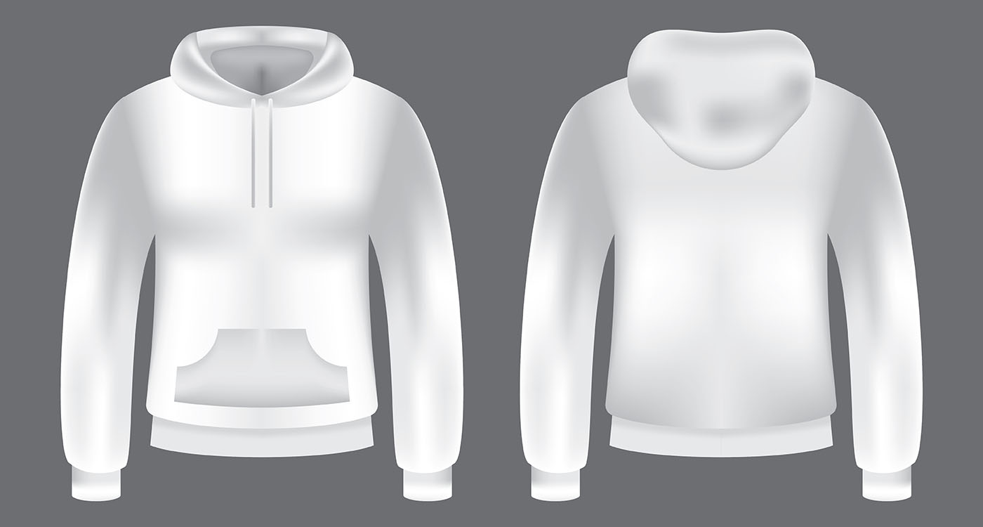 Sweater Jacket With Hood