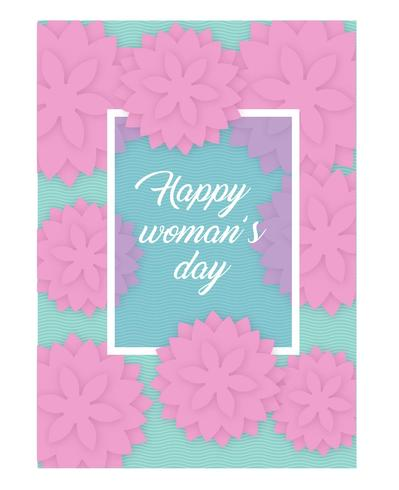 kvinnans dagkort