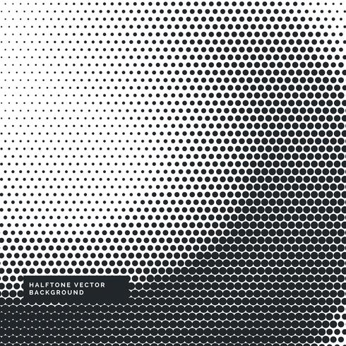 nice abstract wavy halftone background