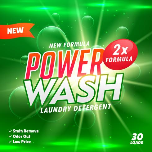 Bathroom Cleaning And Laundry Detergent Product Designing Templa - Bathroom detergent