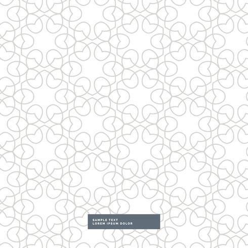 stylish line art pattern background
