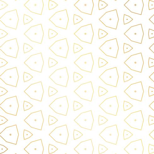 golden lines abstract background design