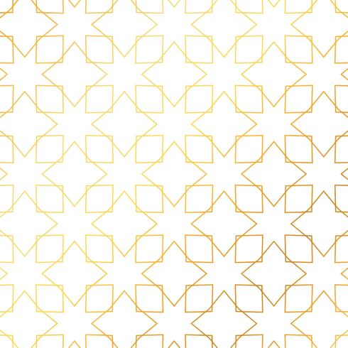 geometric golden lines pattern background