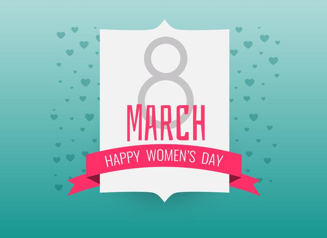international happy women's day background