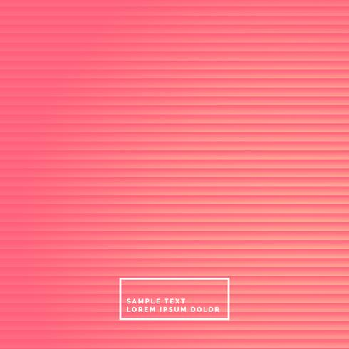 clean pink lines background