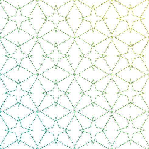 motif abstrait géométrique de vecteur
