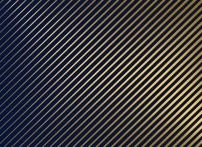 premium golden diagonal lines vector background