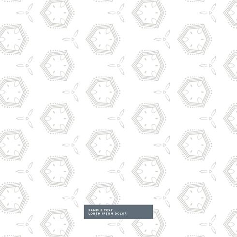white background with gray geometric pattern