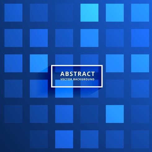 blue tiles pattern vector background