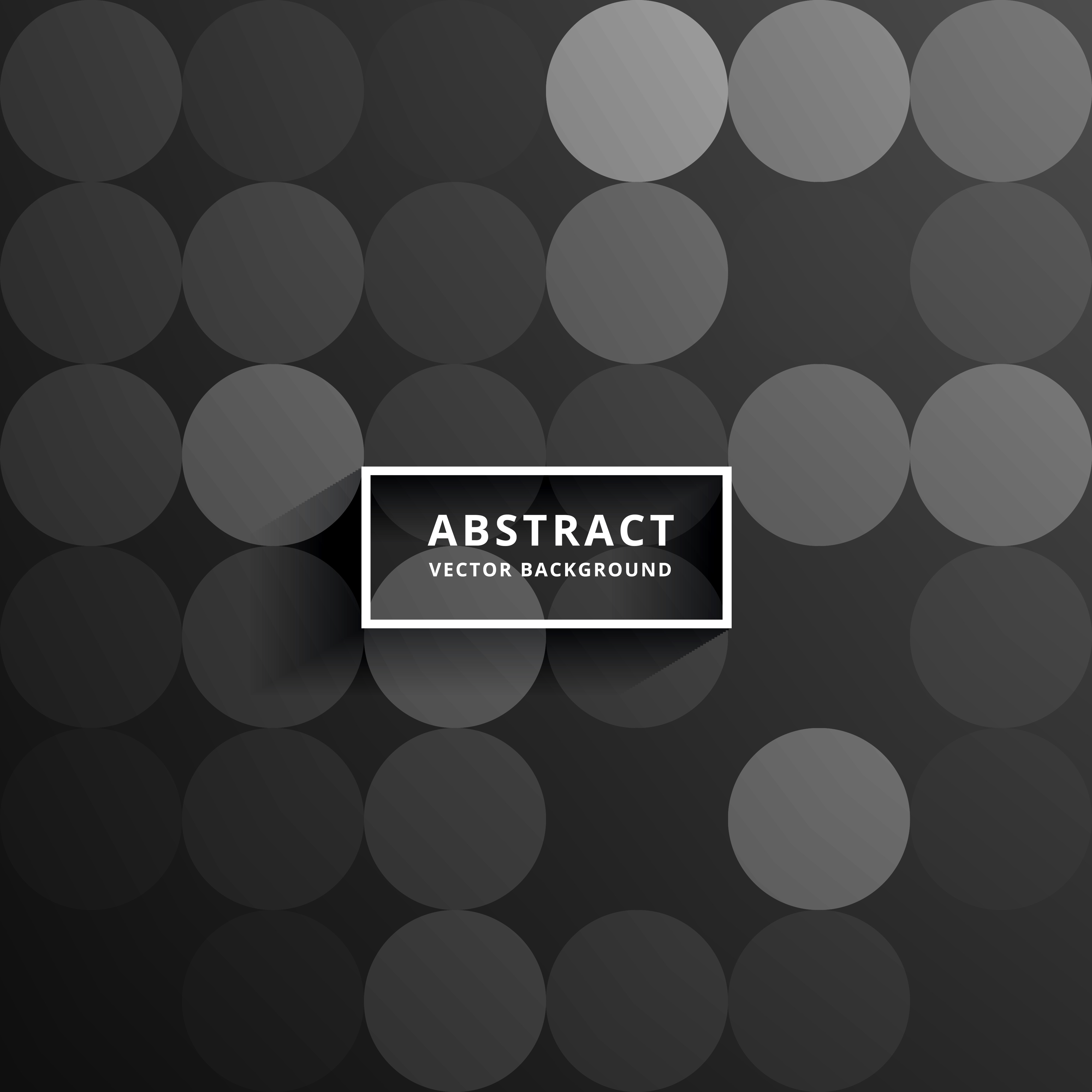 circles dark abstract vector background - Download Free ... - photo #41