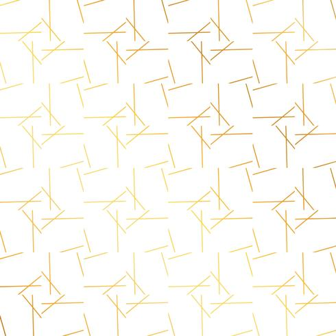 golden abstract lines pattern background
