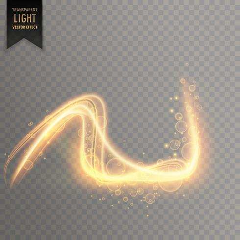 abstract light effect motion background