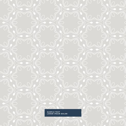 gray background with abstract pattern shapes