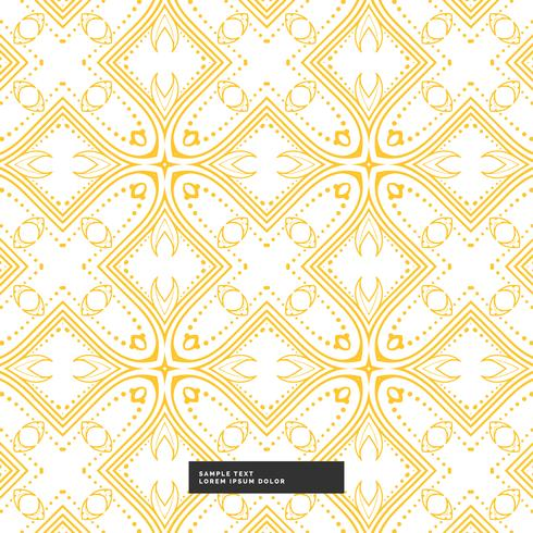 abstract yellow pattern background