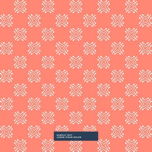 forme de motif géométrique abstrait