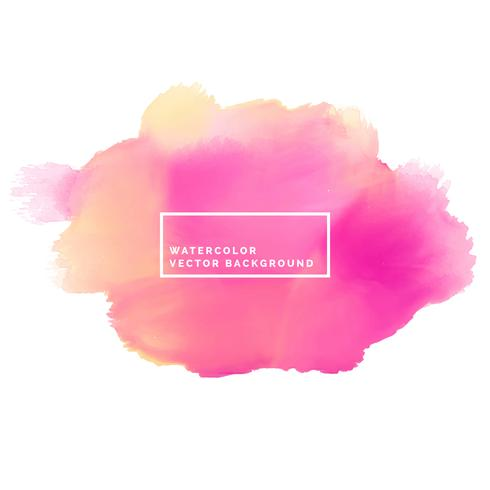pink paint brish stroke watercolor background