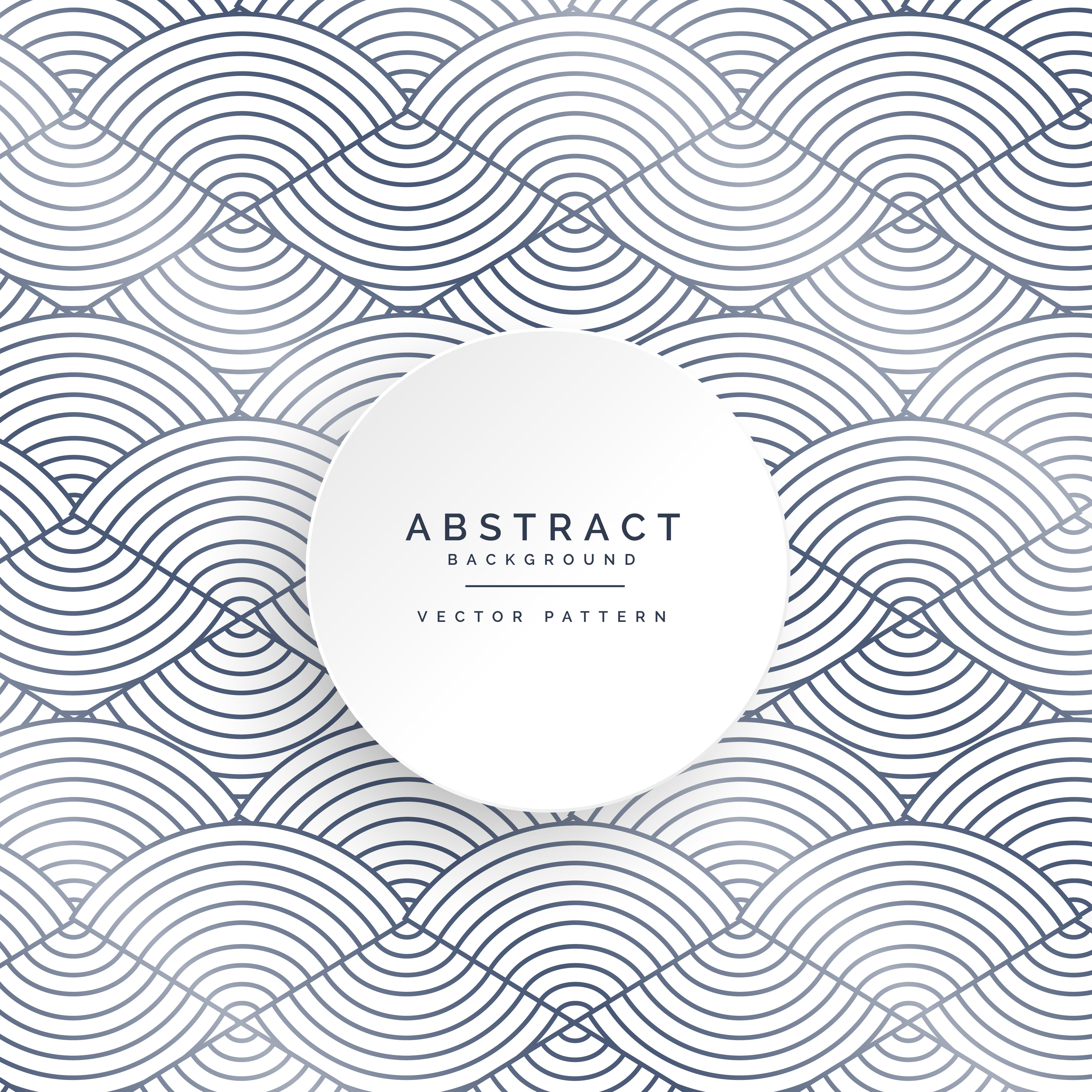 Aninimal Book: abstract circle lines white pattern background - Download ...