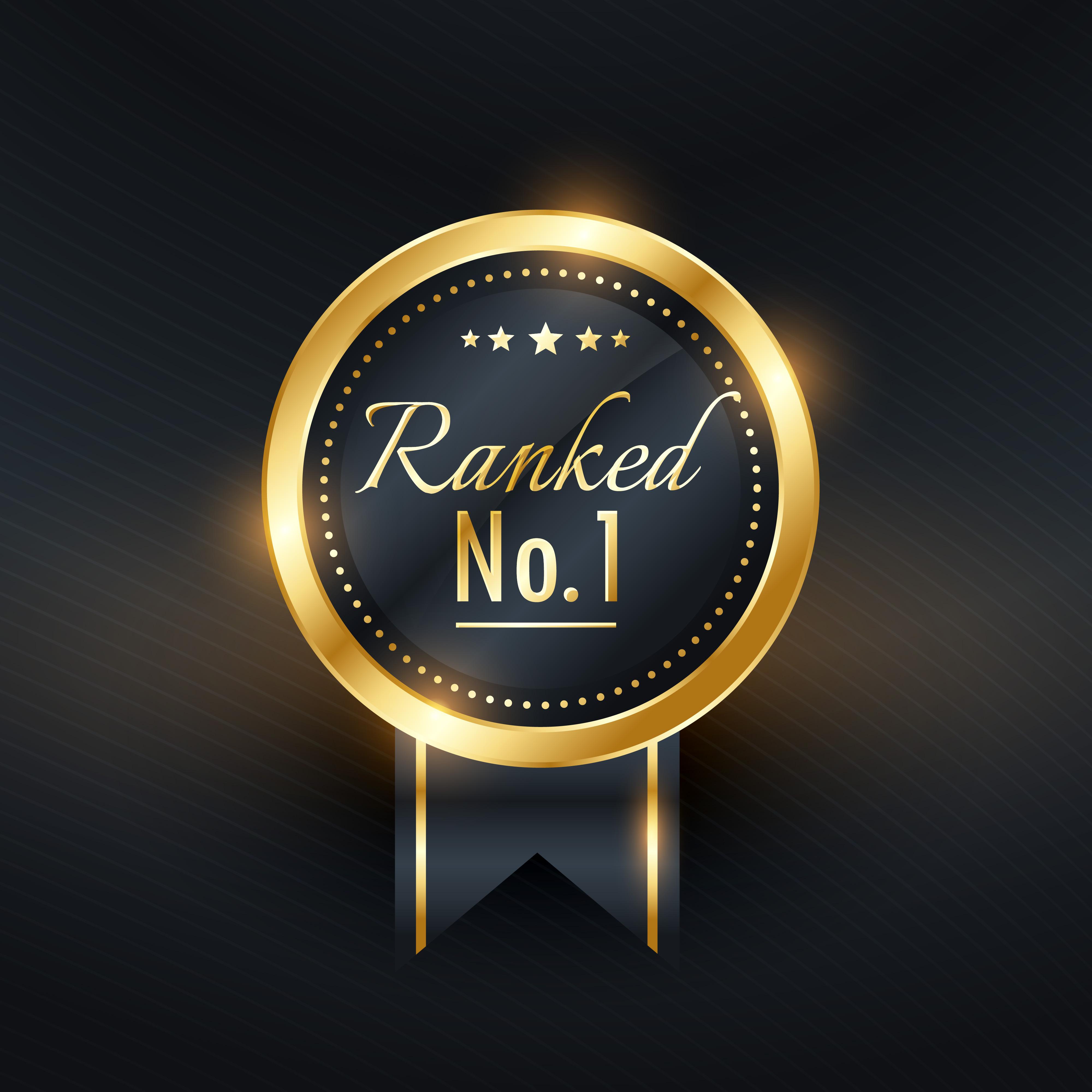 ranked no  1 business label design