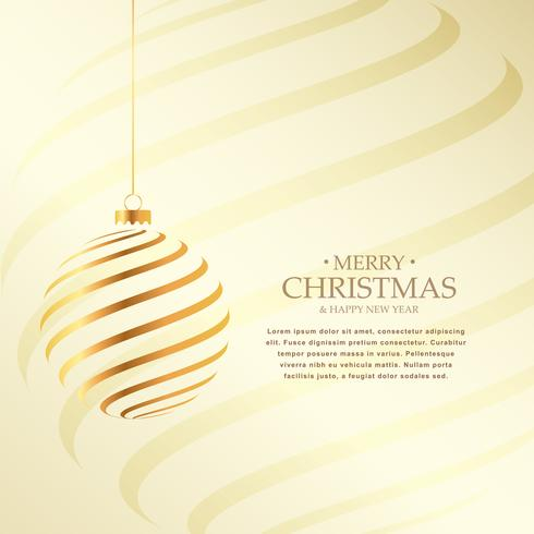 beautiful christmas festival greeting background for holiday sea
